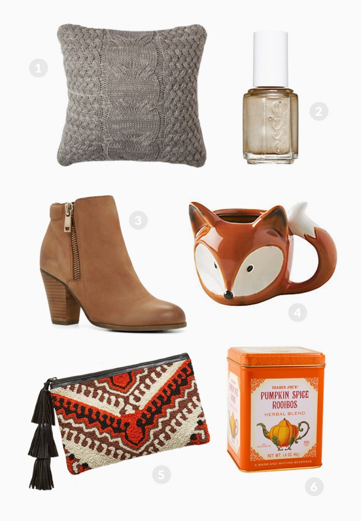 Currently Loving: Fall