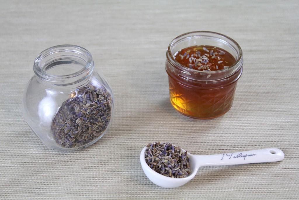 Lavender Infused Honey | A Sip of Bliss