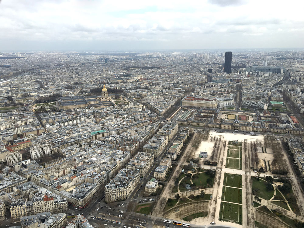 My trip to Paris, France  |  A Sip of Bliss